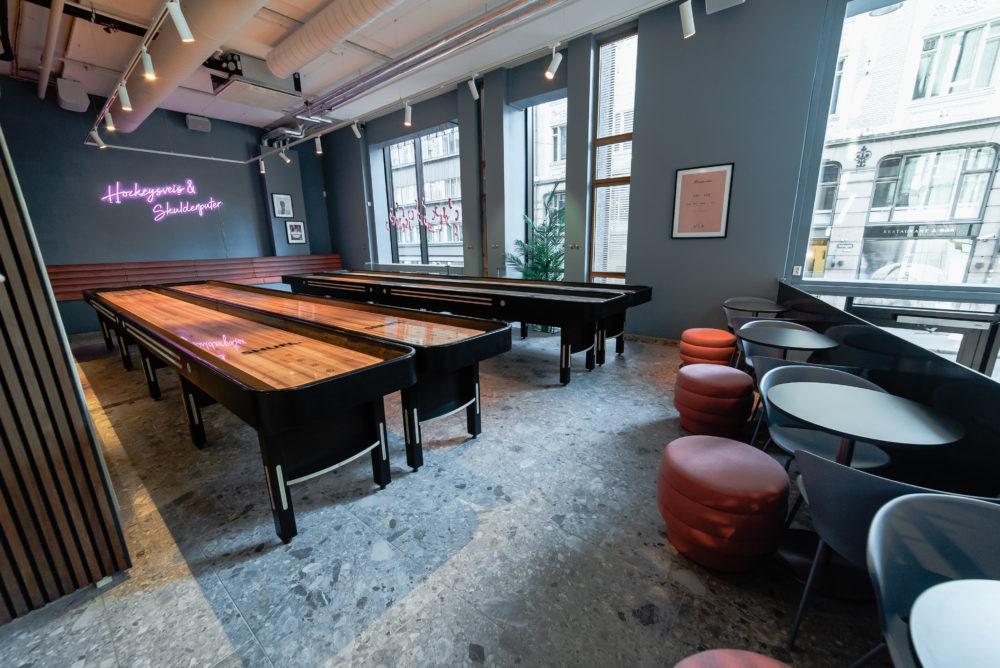 Telegrafen prestigious social working space in Oslo